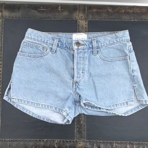 American Apparel Light Denim Jean Shorts - Size 26